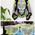 DIY Easy Scarf Kimono Inspired Jacket