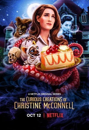 A Bizarra Confeitaria de Christine McConnell Torrent Download