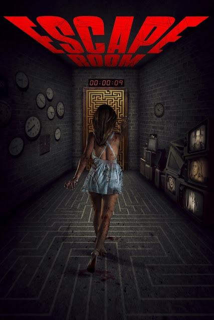 Escape Room 2019 Dual Audio 720p HC HDCAM 900Mb x264