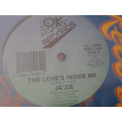 JA'ZIE - The Love S Inside Me 1989