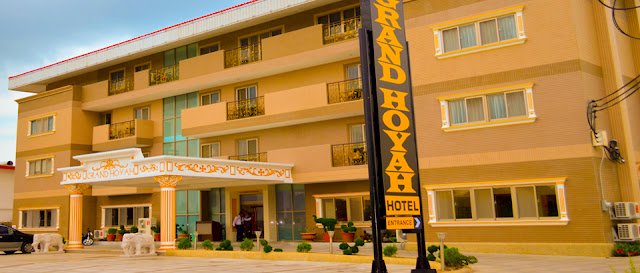 Grand Hoyah Hotel olongapo