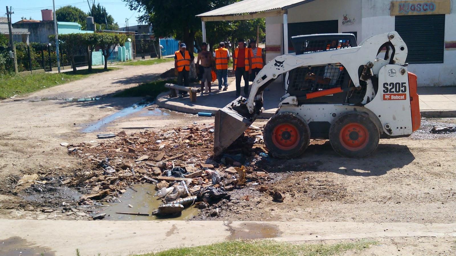 Prensa Municipalidad Jos C Paz Trabajos De Las