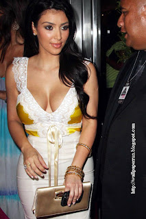 Kim Kardashian Hot Celebrity