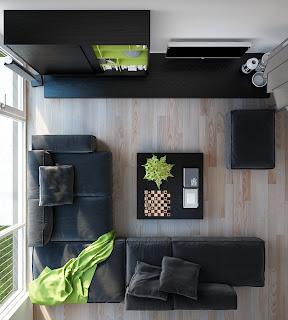 Foto appartamenti ristrutturati moderni