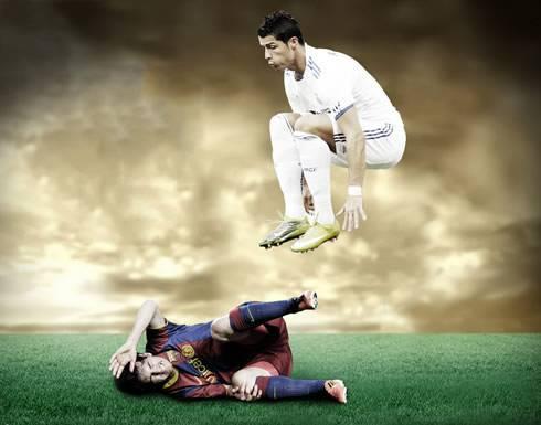Cristiano Ronaldo vs Lionel Messi