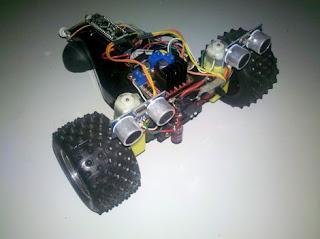 carro autônomo com Arduino