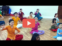 China Learns Bharatnatyam