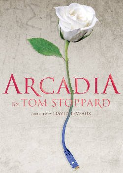 determinism in the play arcadia by tom stoppard Application of chaos theory, tom stoppard argues for the  from this concept  arises universal determinism, which says everything is  critics point to one of  stoppard's later plays, most often arcadia, when discussing the.