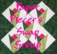 Paper Piecing Block Swap