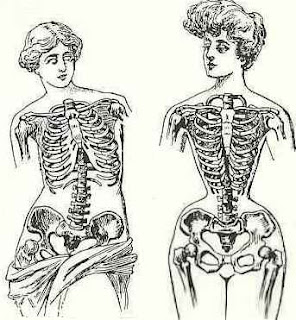 Corset Myth 3 Corsets Are Bad For Your