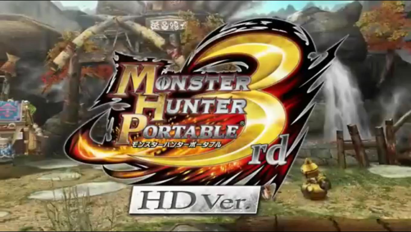3bpblogspot ZWd43Z1sCWA TdqJu3g4xII Monster Hunter Portable 3rd HD Version PlayStation3 Wallpapers