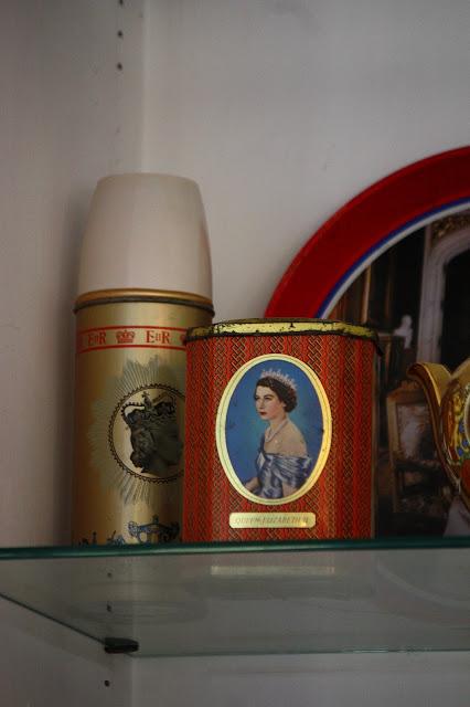 queen elizabeth II coronation souvenirs