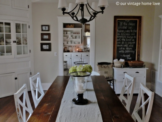 our vintage home love: February 2012