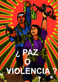 ¿Paz o violencia?
