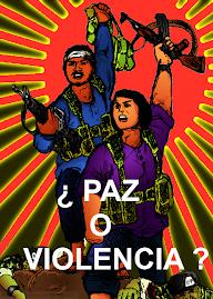 ¿Paz o violencia?