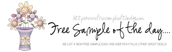 Free Sample of the Day