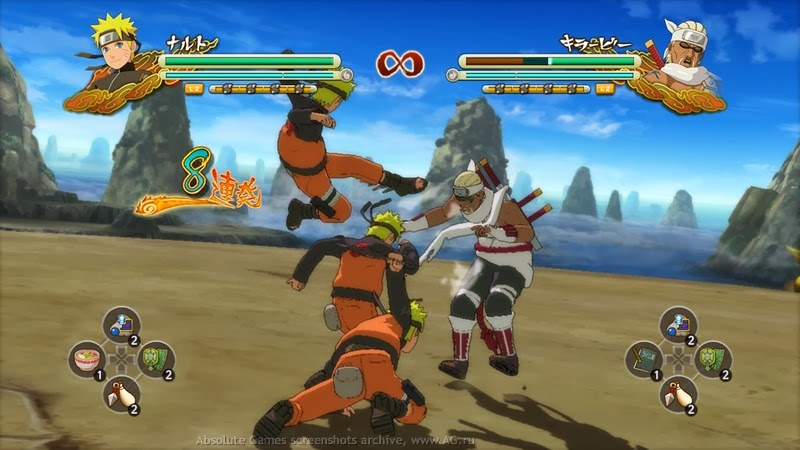 naruto little fighter 2.4 full version free