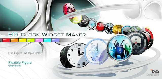 HD Beautiful Clock Widgets v1.3 APK