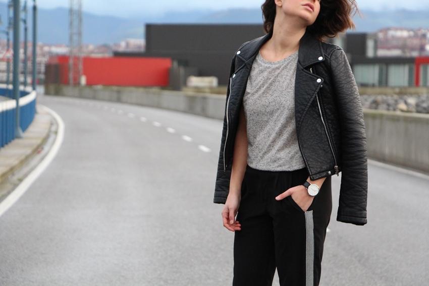 Zara biker jacket