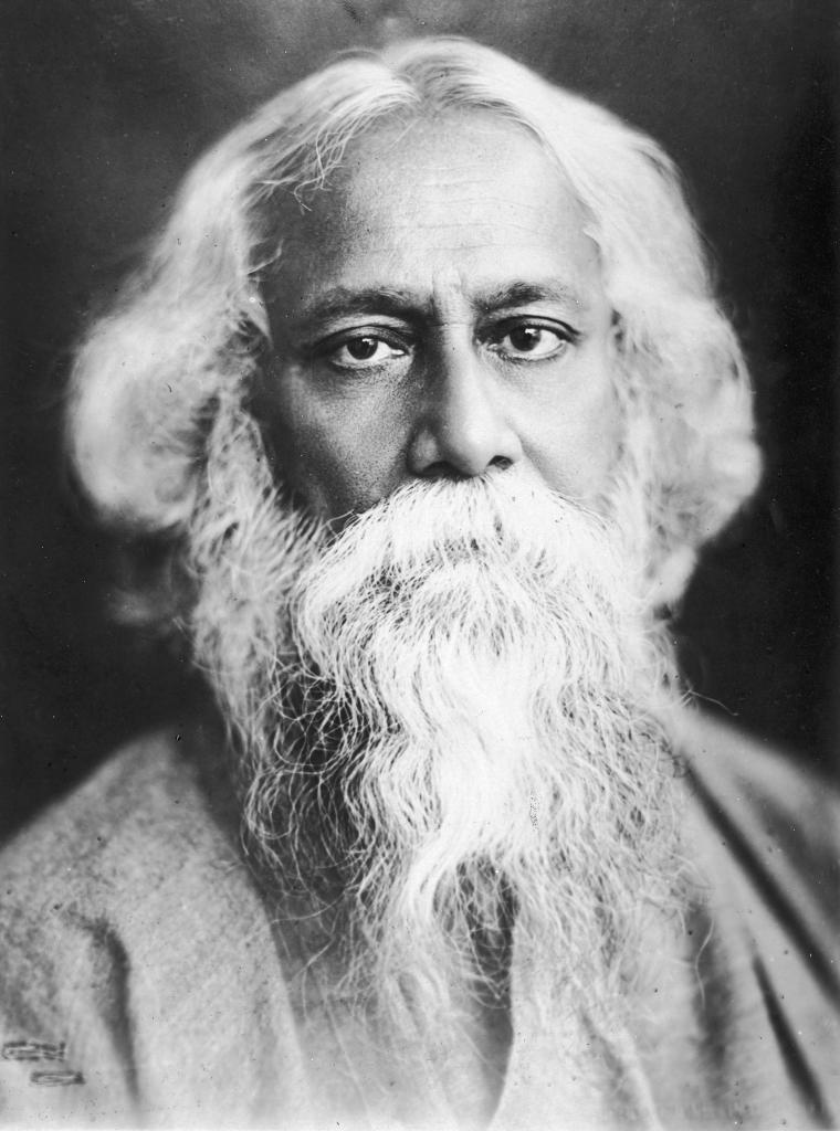 rabindranath tagore Noun: 1 tagore - indian writer and philosopher whose poetry (based on traditional hindu themes) pioneered the use of colloquial bengali (1861-1941.
