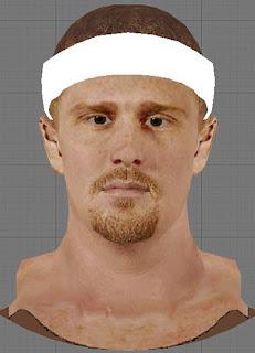 NBA 2K13 Brian Scalabrine Cyberface Patch