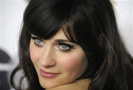 Gorgeous Zoey Deschanel
