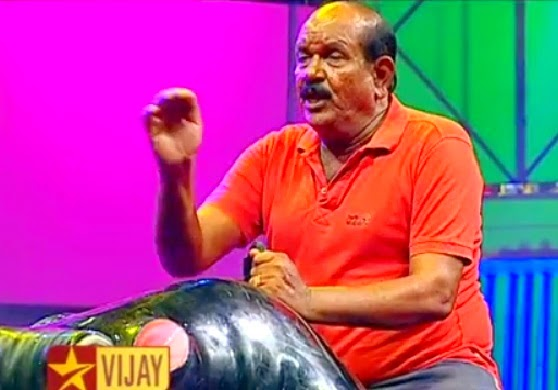 Naduvula Konjam Disturb Pannuvom – Episode 30 – Vijay Tv  Game Show  25-05-2014