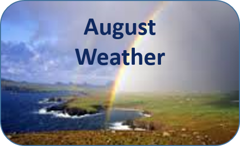 August weather