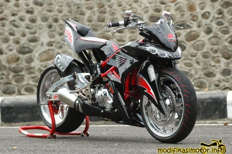 modifikasi motor jupiter mx