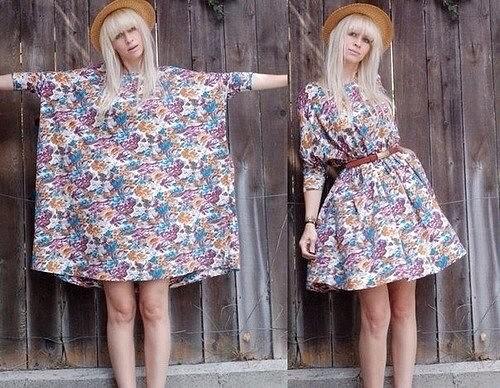 60 Простенькие платья на лето