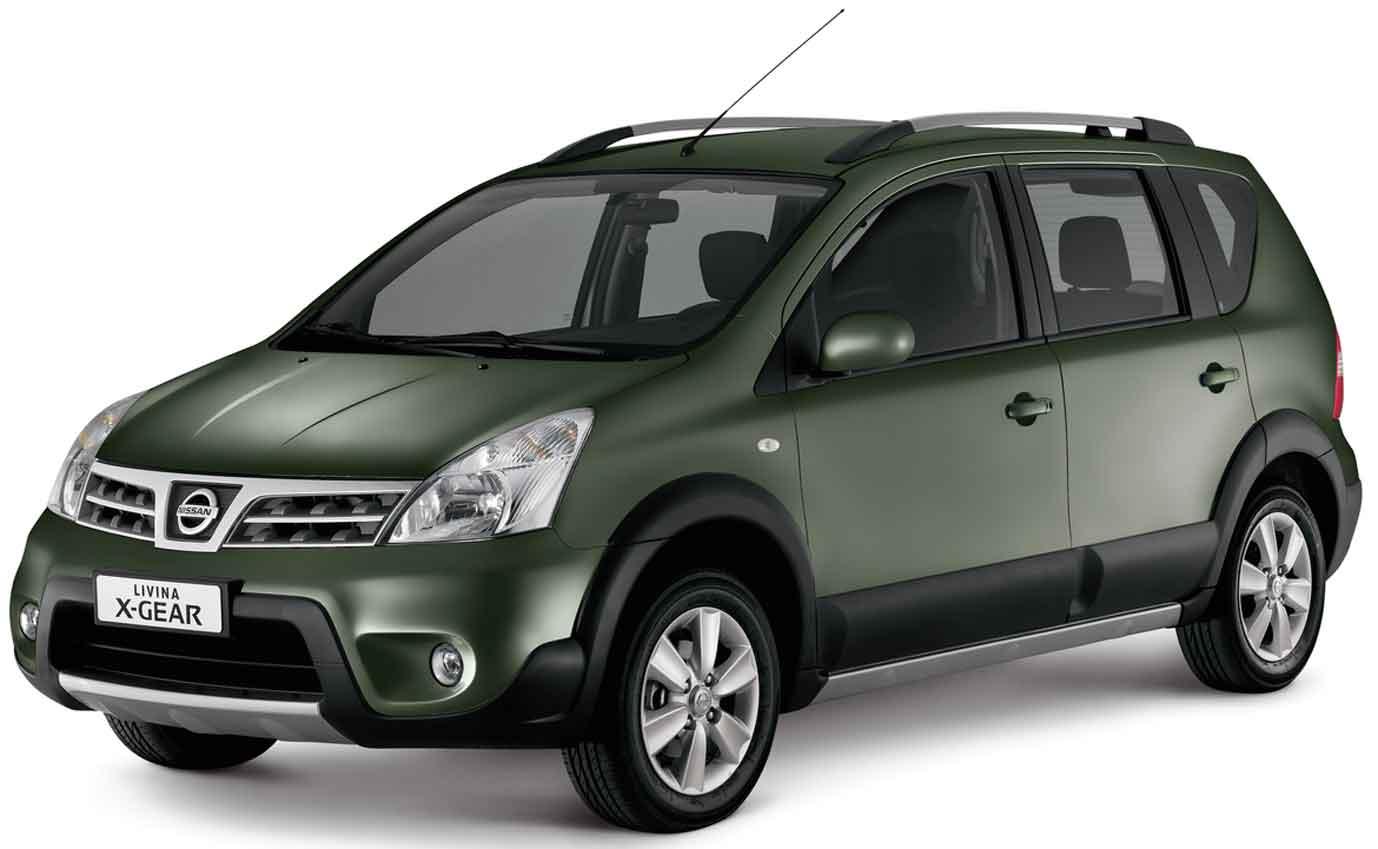 novo Nissan Livina 2014 dianteira