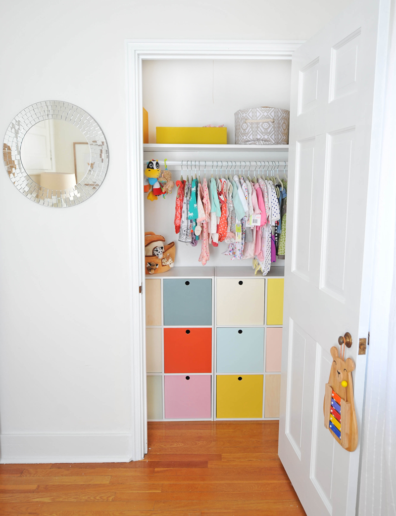 Baby Room Wall Organizer