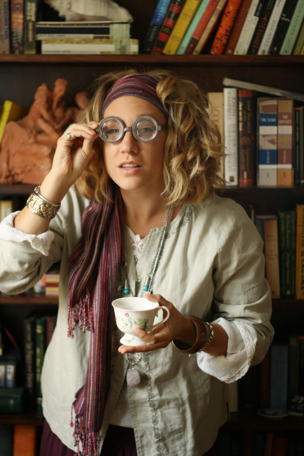 miss adventurenaut professor sibyll trelawney costume
