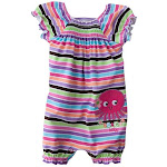 JUMPING BEANS ROMPER COLORFUL STRIPES RM20