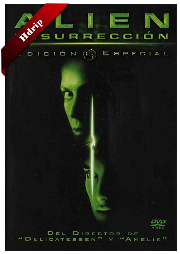 Alien Resurreccion Hdrip Castellano 1997