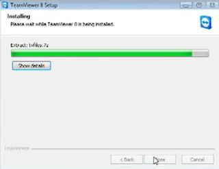 installing team viewer