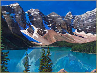 Lake Louise Wonderful Attraction