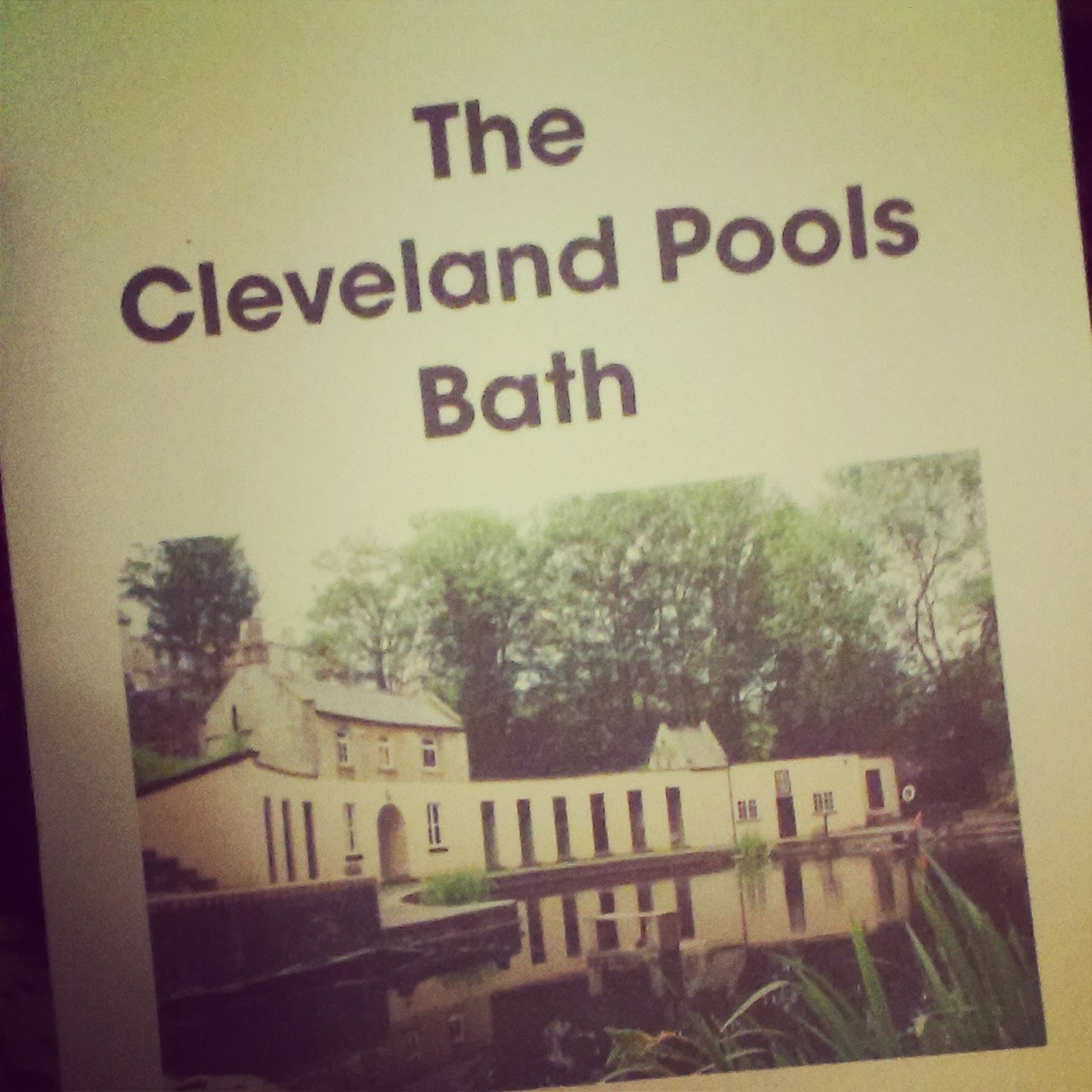 Cleveland Pools Leaflet