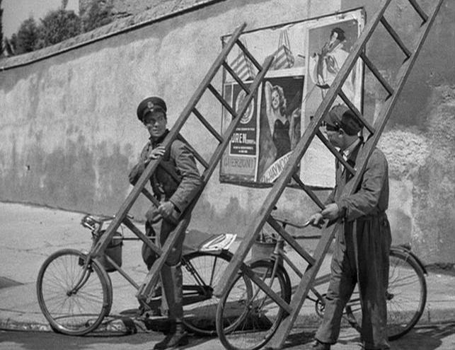 the important role of bruno and his development in bicycle thieves a film by vittorio de sica