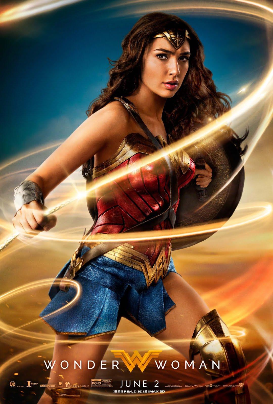 """Reseña: """"Wonder Woman"""" (Sin Spoilers)"""