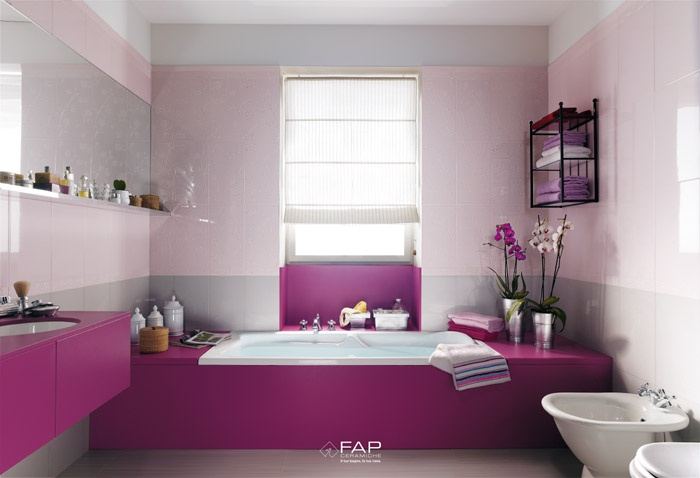 Emejing Mobile Bagno Lilla Gallery - Trends Home 2018 - lico.us