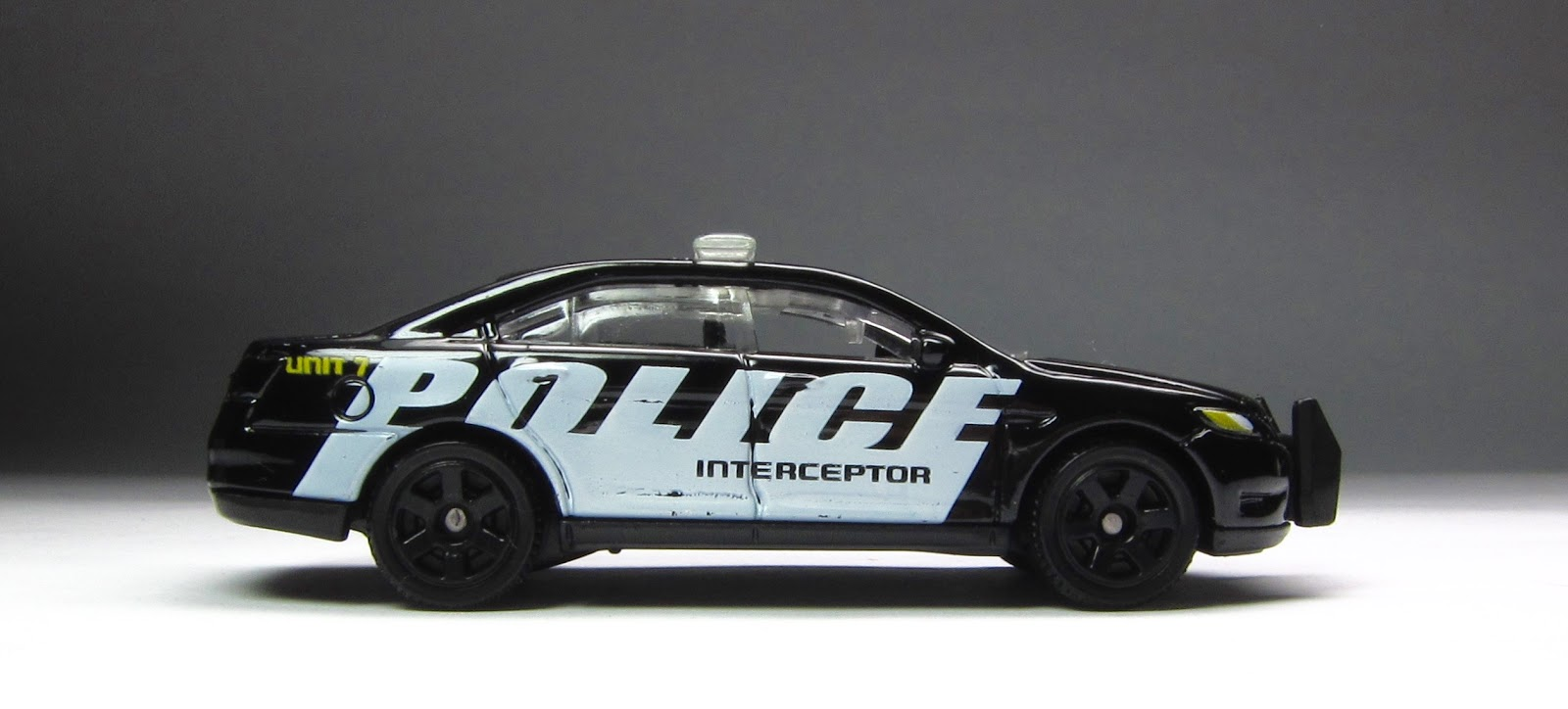 The Last Golden Age Of Matchbox Black Amp White Police Cars