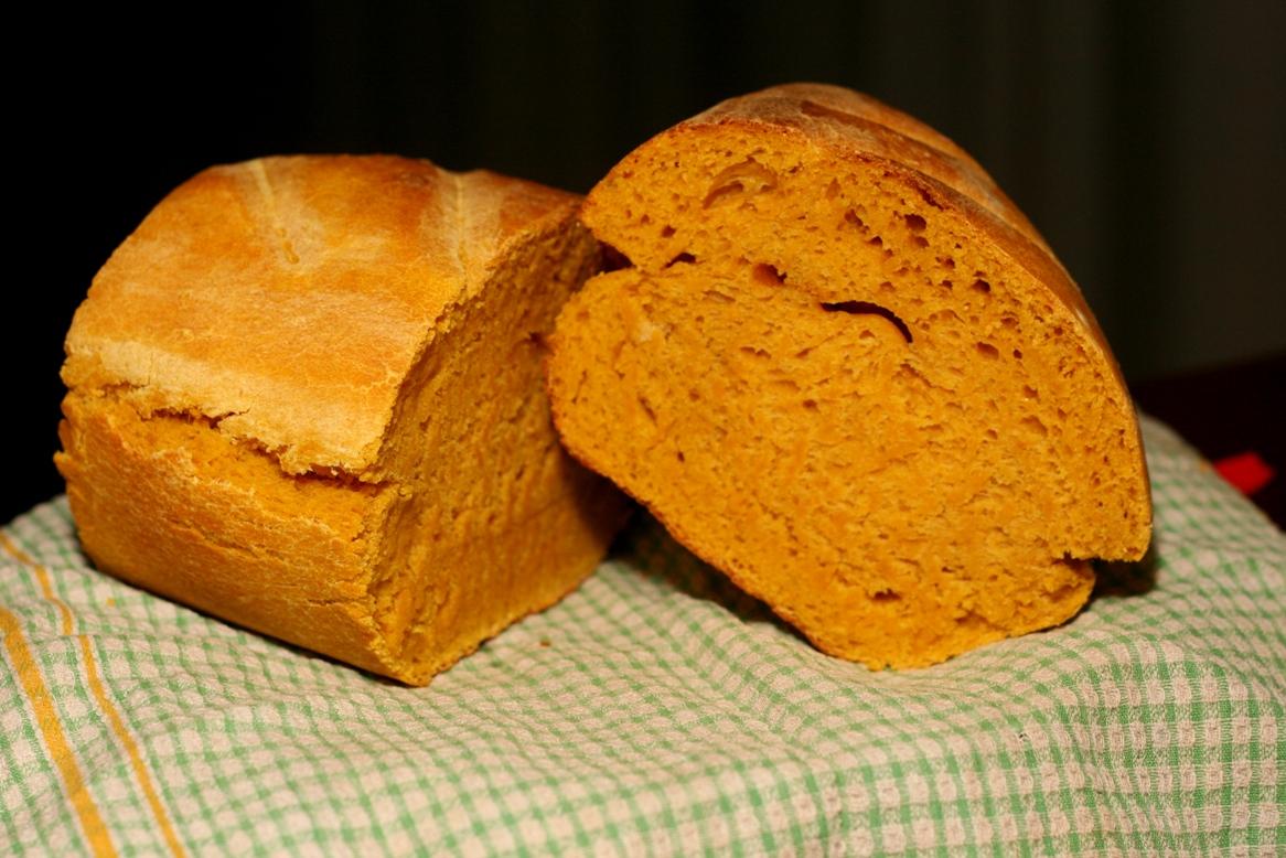 Sweet Potato Bread | Colour My Plate