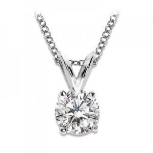 Hi Cost Diamond Pendant