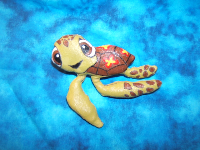 Squirt the Sea Turtle- Nemo