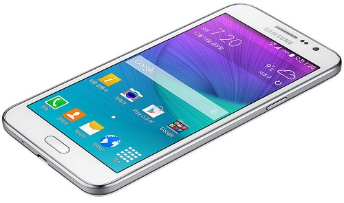 Samsung galaxy grand on