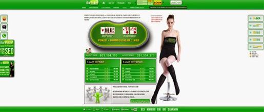 ituPoker.net Agen Judi Domino 99 Online