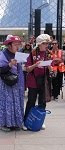 Raging Grannies.