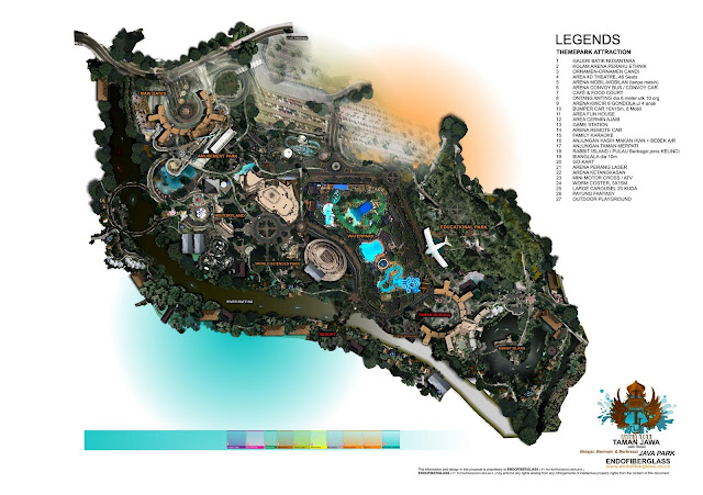 Desain Arsitektur dan Masterplan Waterpark-Waterboom