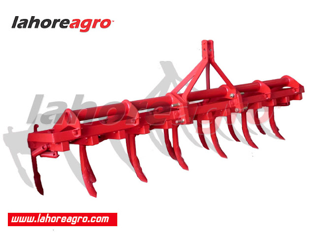 Tine Tiller, Cultivator, Implements
